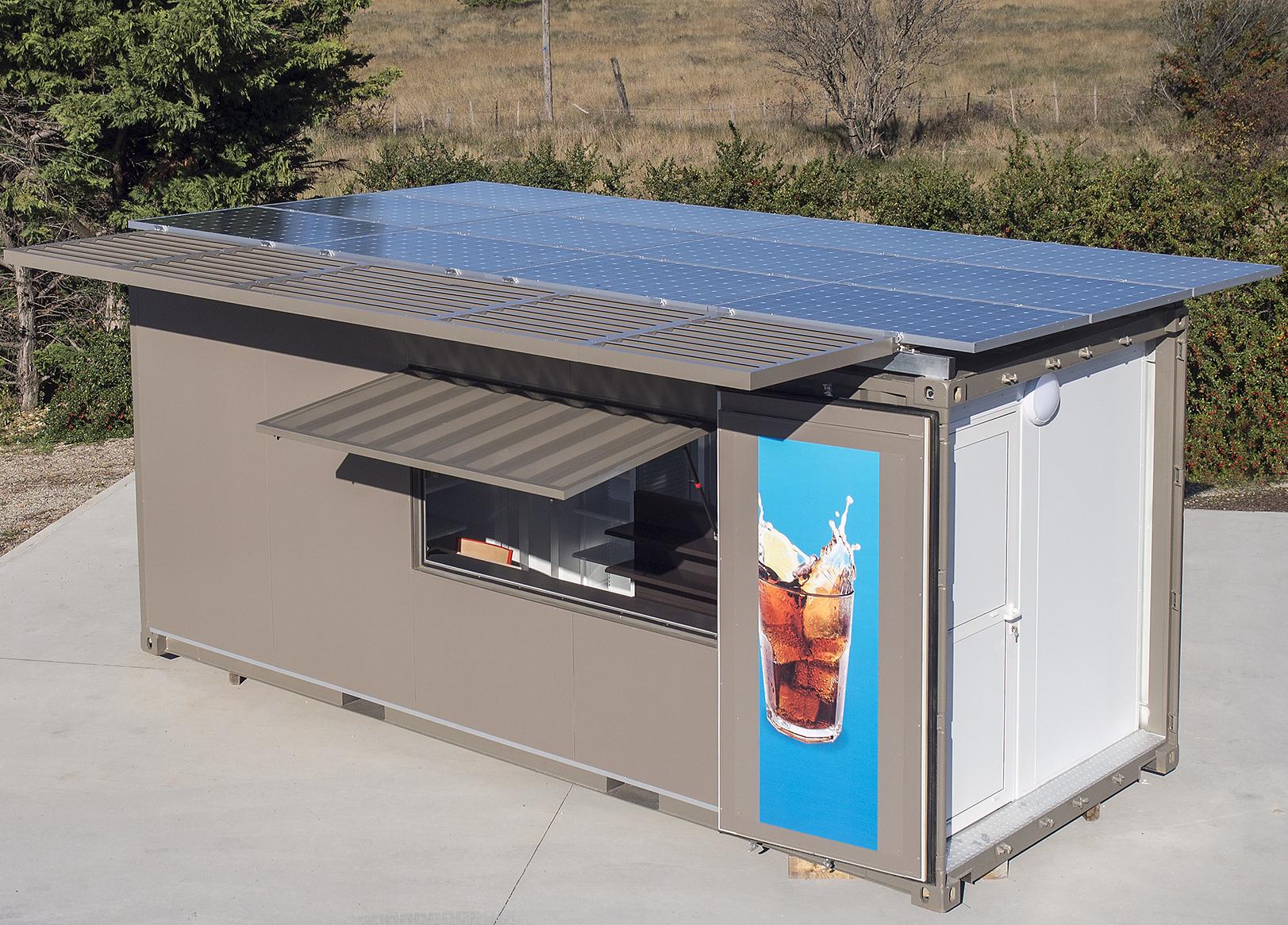 Container aménagé Easybox